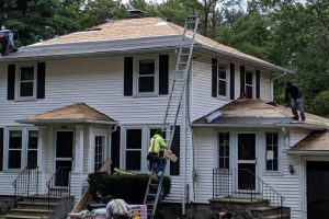 Roof Repair from Ice Dams